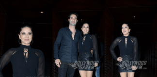 Spotted! Sunny Leone with Hubby at a popular restaurant – Photos