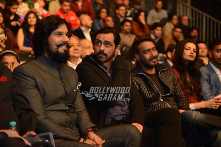 Randeep Hooda, Arjun Rampal and Ajay Devgn