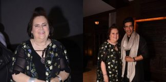 Manish Malhotra throws party for international fashion critic Suzy Menkes!