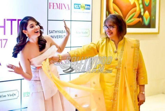 Tamnaah femina awards 20172