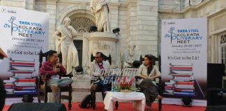 Stylish Tisca Chopra graces Kolkata Literary Meet