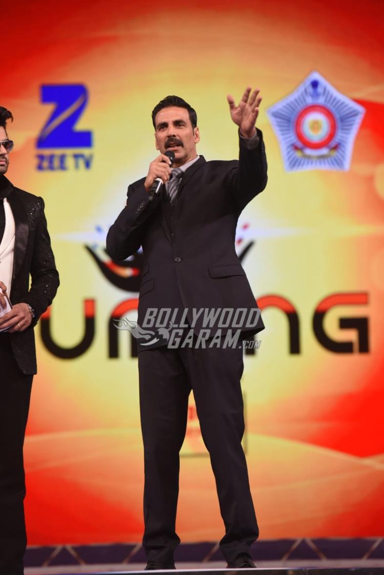Akshay Kumar at Umang 2017