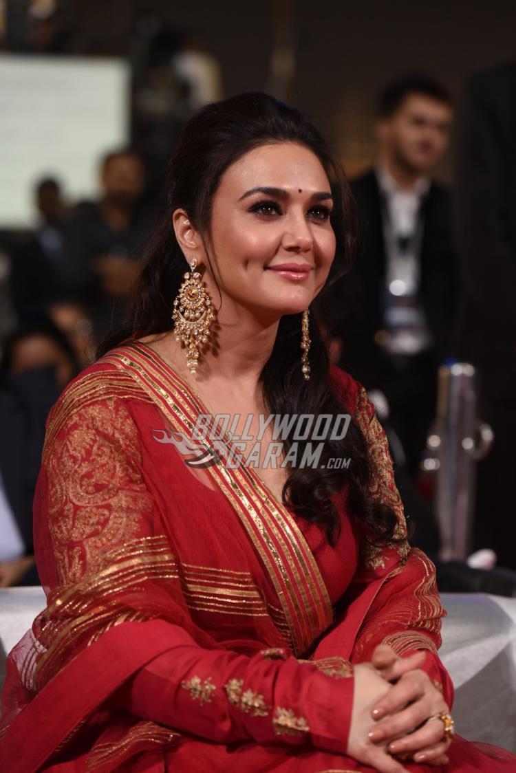 Preity Zinta at at Umang 2017