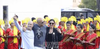 Vin Diesel Lands in India with Deepika Padukone – Exclusive Pictures!