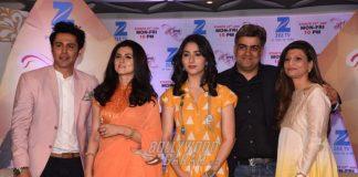 Ridhi Dogra, Sudeep Sahir and Disha Parmar launch new TV show Woh Apna Sa