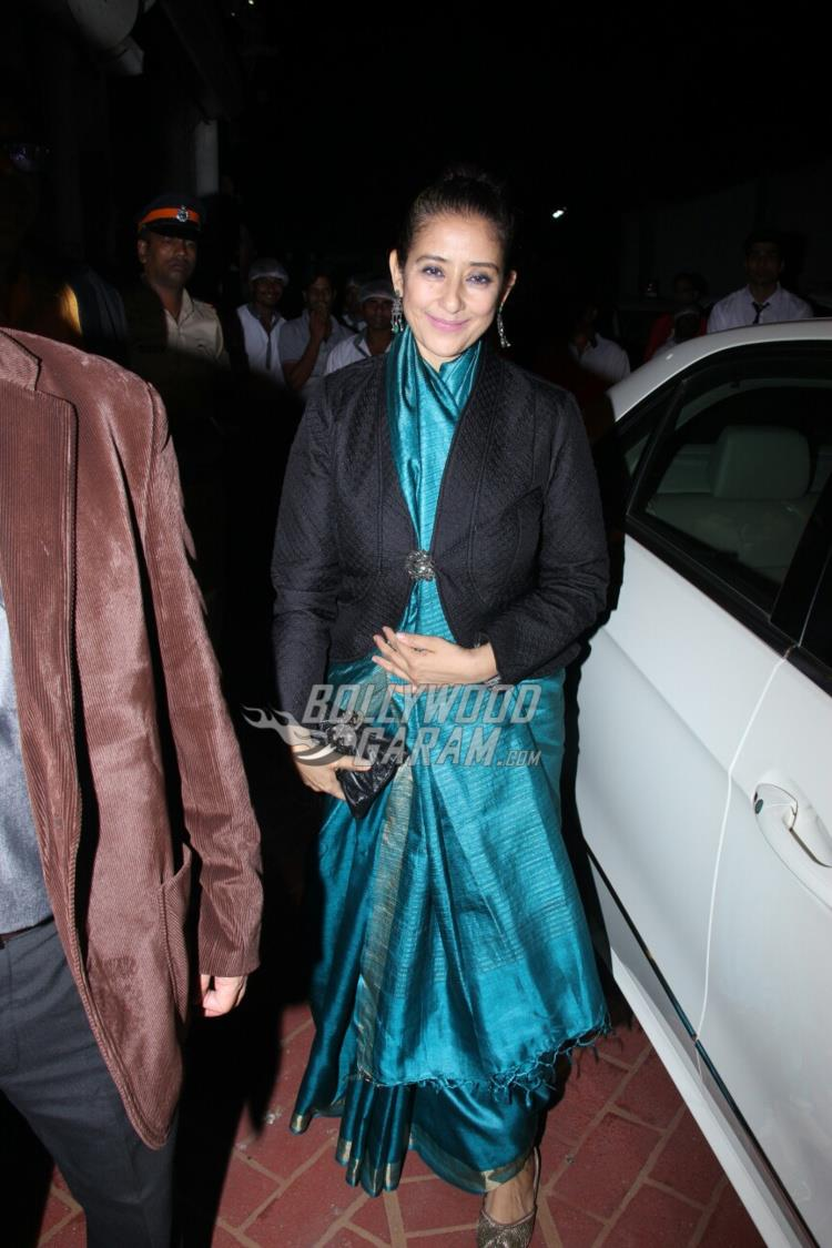 Manisha Koirala at International Customs event