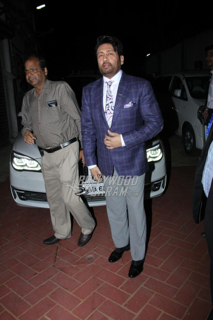 Shekhar Suman at International Customs event