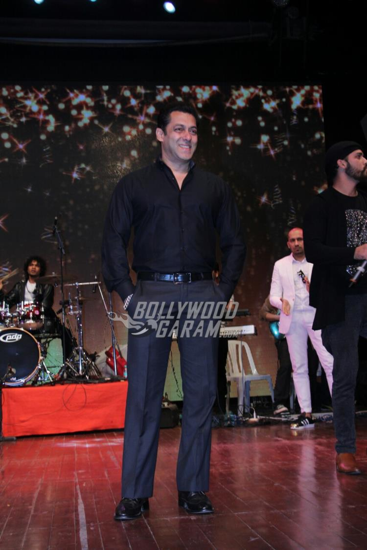Salman Khan at International Customs event
