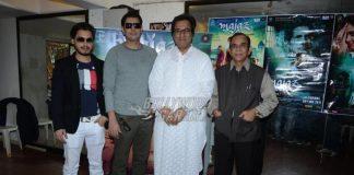 Priyanshu Chatterjee and Anas Khan promote Majaz
