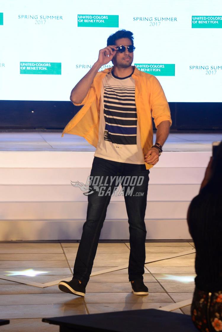 sidharth benetton1