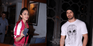 Snapped! Sooraj Pancholi and Kiara Advani on a Date