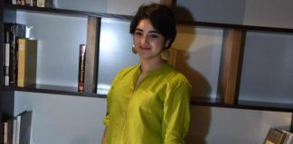 Dangal's Zaira Wasim criticized online over meeting with Kashmir CM