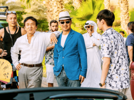 Exclusive Stills from Jackie Chan's Upcoming Movie – Kung Fu Yoga