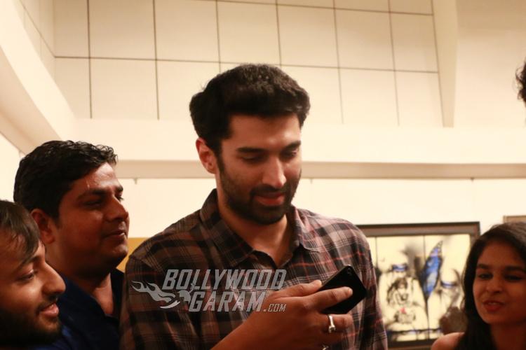Aditya Roy Kapoor At Kala Ghoda Festival 2017