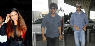Weekly Airport Fashion by Bollywood Celebrities, February 5 – 11 Edition