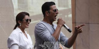 Akshay Kumar and Huma Qureshi Promote 'Jolly LLB 2' at Noida