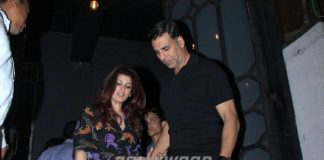 Twinkle Khanna, Akshay Kumar, Bipasha Basu and Karan Singh celebrate Valentine's Day with family and friends