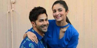 Varun Dhawan and Alia Bhatt Flaunt Sizzling Chemistry While Promoting 'Badrinath Ki Dulhaniya'