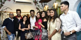 Bollywood and TV celebrities launch Bhumika and Jyoti's new Spring Collection