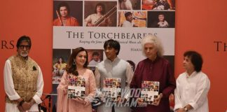 Amitabh Bachchan and Nita Ambani Launch Harsh Meswani's Book