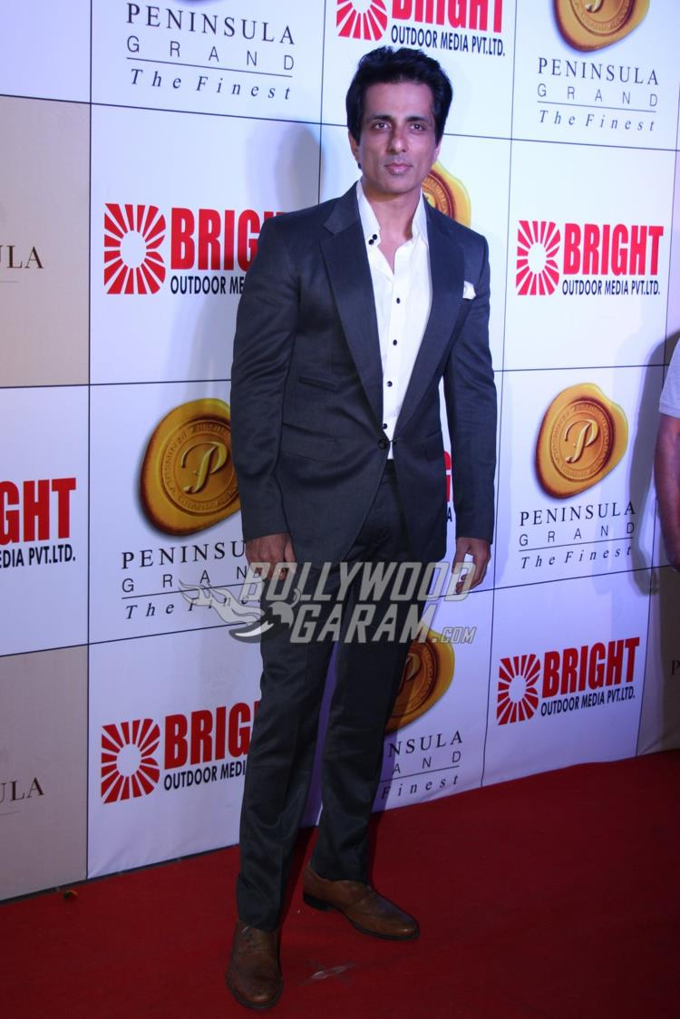 Sonu Sood at Bright Awards 2017