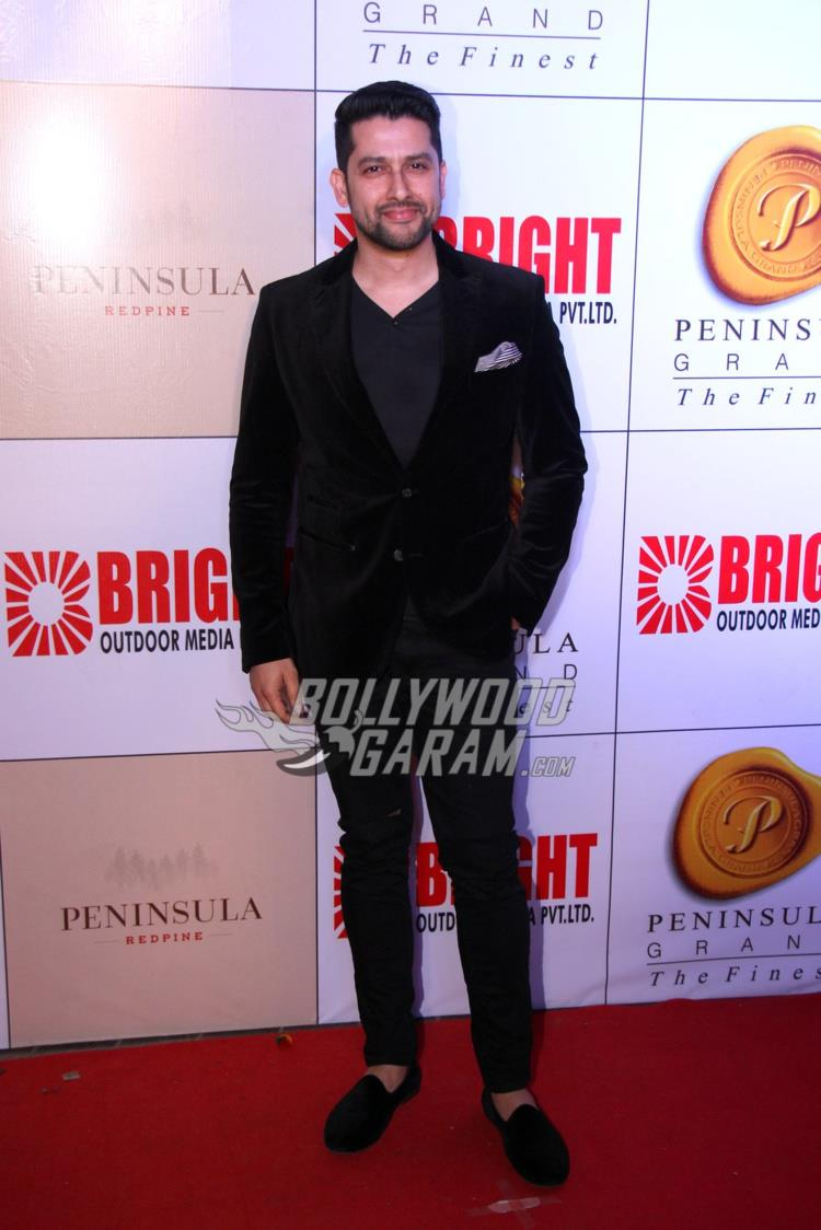Aftab Shivdasani at Bright Awards 2017