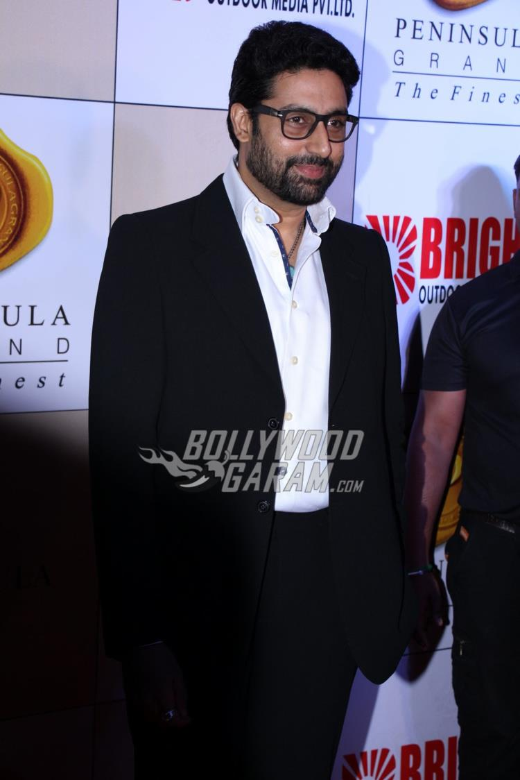 Abhishek Bachchan at Bright Awards 2017