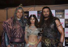Kritika Kamra and Gaurav Khanna Launch 'Chandrakanta' at Press Event