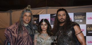 Kritika Kamra and Gaurav Khanna Launch 'Chandrakanta' at Press Event