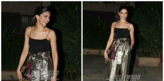 Deepika Padukone Spotted at Shahid Kapoor's Birthday Bash – Photos!
