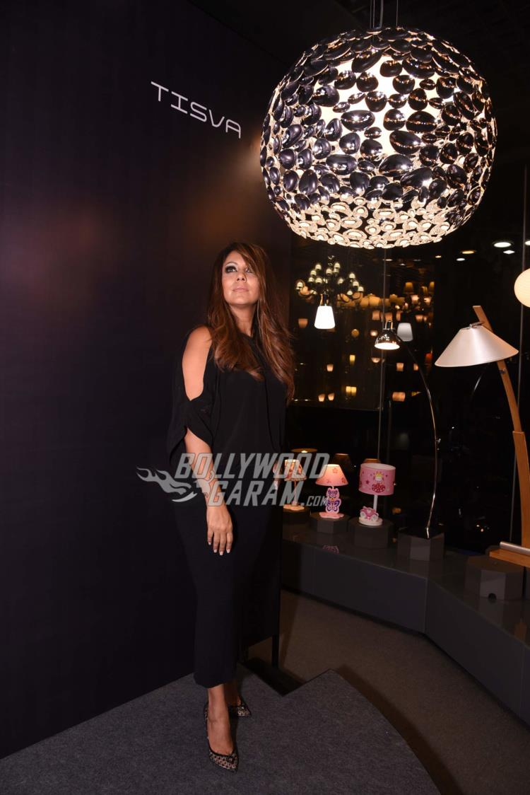Gauri Khan at TISVA signature collection launch event