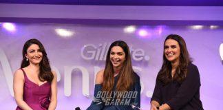 Deepika Padukone, Soha Ali Khan and Neha Dhupia Grace Gillette Venus Event