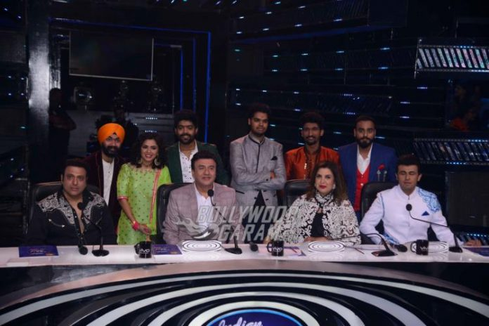 Indian Idol govinda1