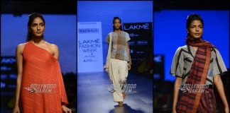 Lakme Fashion Week Summer/Resort 2017 Photos: Naushad Ali, Padmaja, Indigene showcase collections