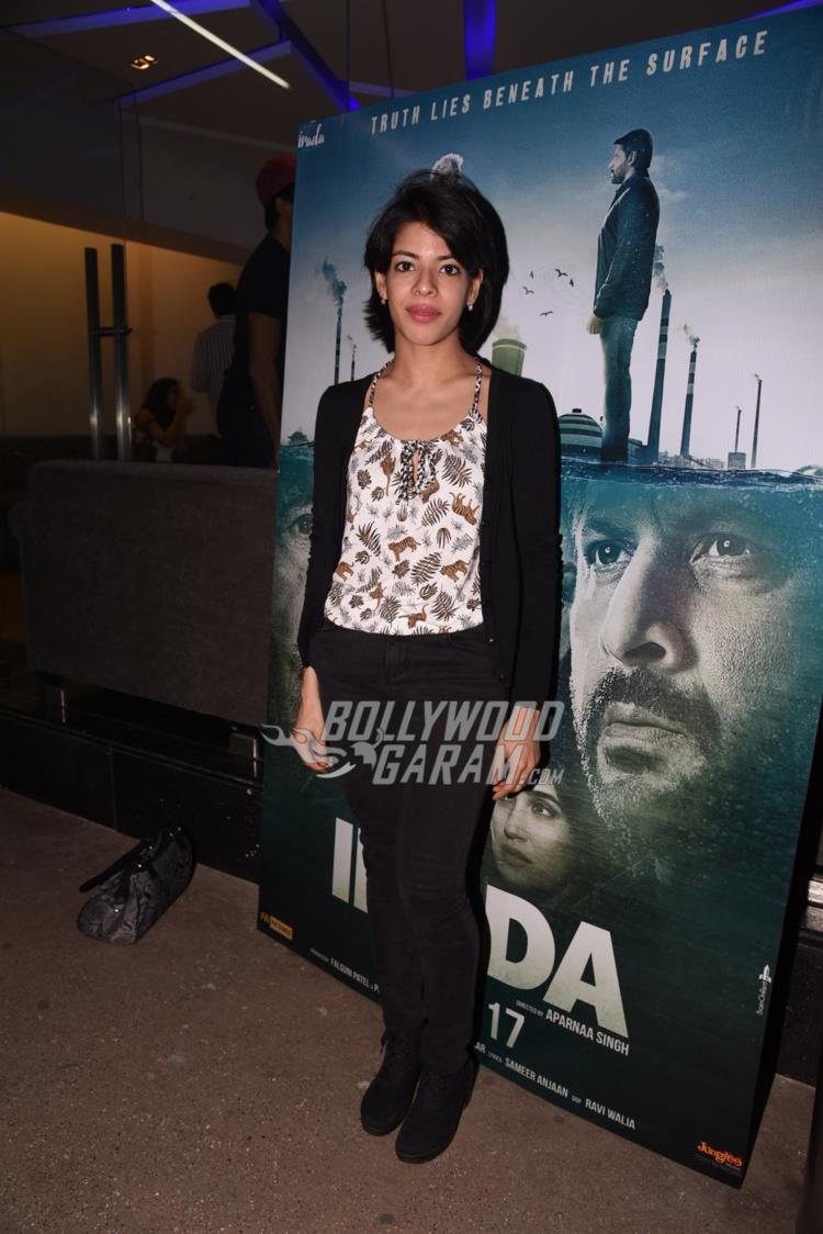 Rumana Molla at special screening of Irada
