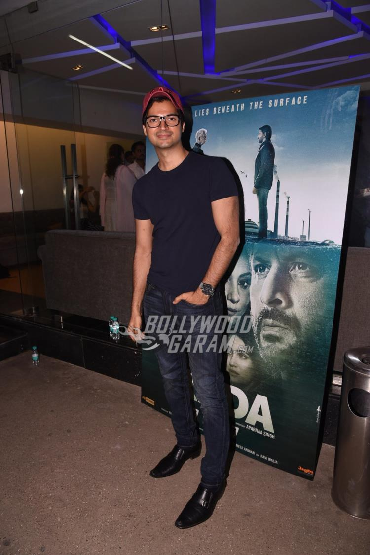 Prashant Gupta at special screening of Irada