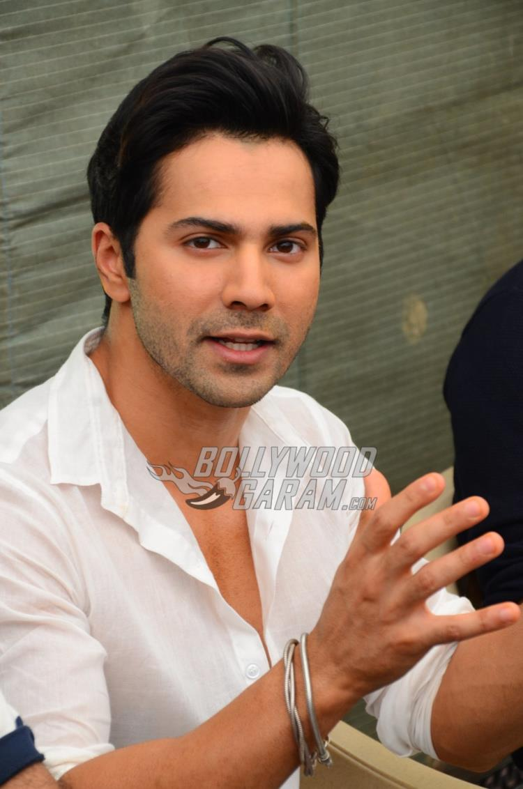 Varun Dhawan talks about Judwaa 2