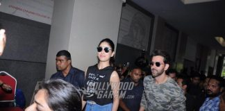 Hrithik Roshan and Yami Gautam Promote Kaabil at College Festival
