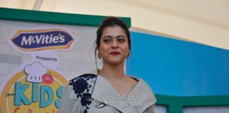 Kajol Talks about Healthy Cooking for Children at McVities Event