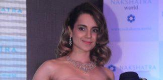 Kangana Ranaut Launches Nakshatra Diamond Jewellery's New Ad Campaign