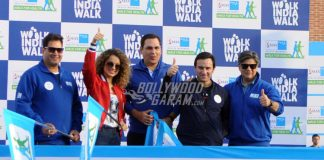 Kangana Ranaut, Saif Ali Khan Spotted at Max Health Insurance 'Walk For Health' Event – Photos!