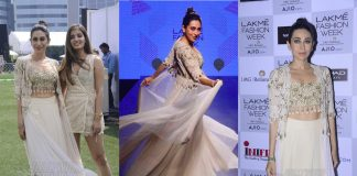 Karisma Kapoor sizzles on the ramp of Lakme Fashion Week Summer/Resort 2017, Day 4!