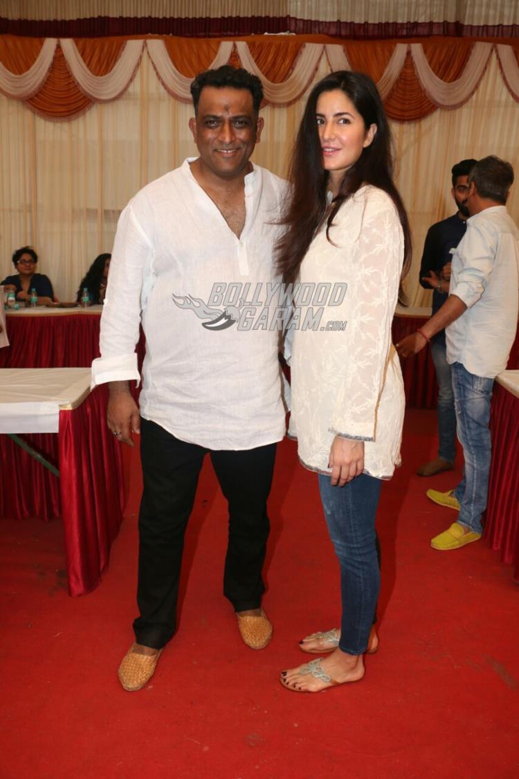 Anurag Basu and Katrina Kaif