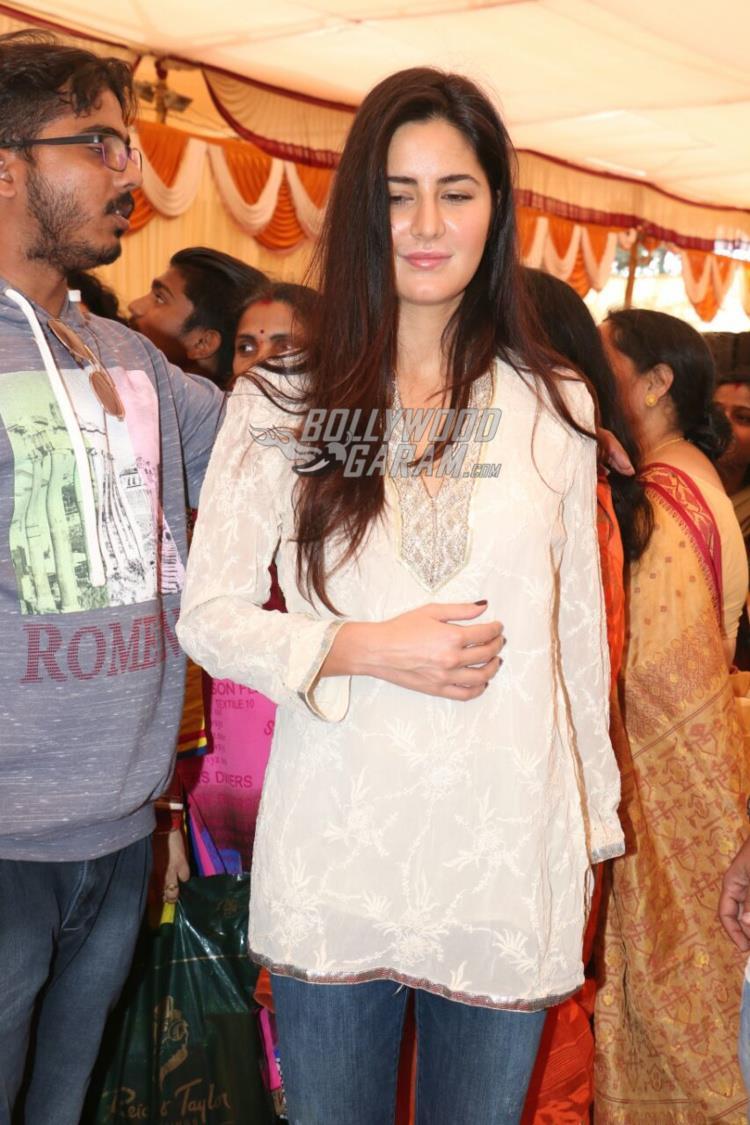 Katrina kaif at Anurag Basu's event