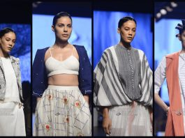 Lakme Fashion Week 2017, Day 1 – Gen Next Show, Exclusive Gallery from the Ramp!
