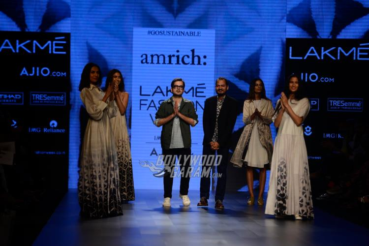Day 2 of Lakme Fashion Week Summer/Resort 2017