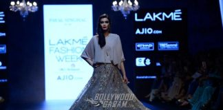 Lakme Fashion Week Summer/Resort 2017 Photos – Diana Penty walks the ramp for Payal Singhal