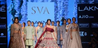 Lakme Fashion Week Summer/Resort 2017 Photos – Nimrat Kaur walks the ramp for Sonam and Paras Modi