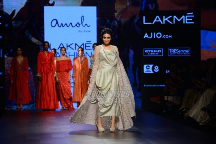 Lakme fashion weekswara5
