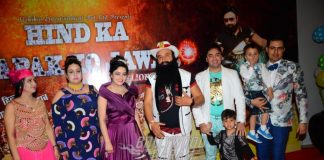 Gurmeet Ram Rahim Singh launches fourth film – Hind Ka Napak Ko Jawab
